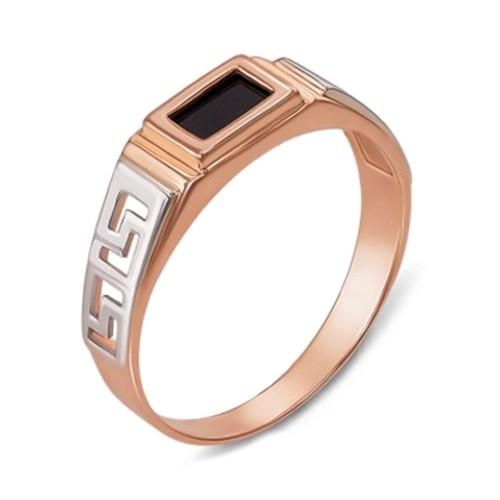 Мужское золотое кольцо с бриллиантами - АскидА - Официальный сайт в ... a4f79aec10a