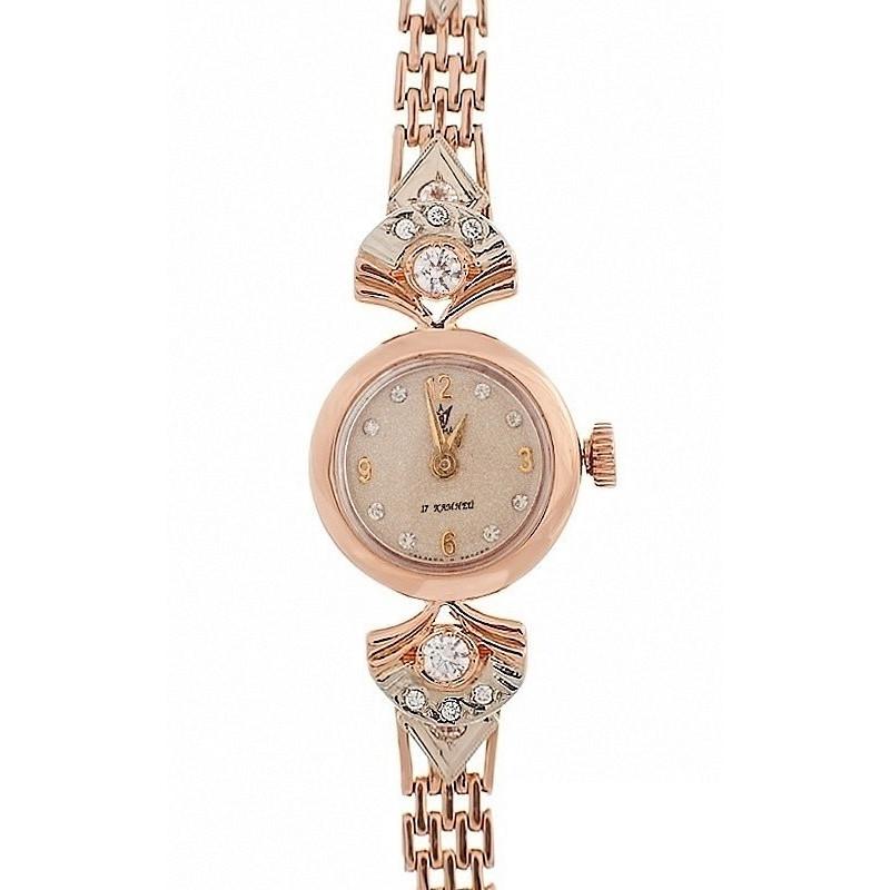 Золотые часы чайка где продать дизель стоимость часы