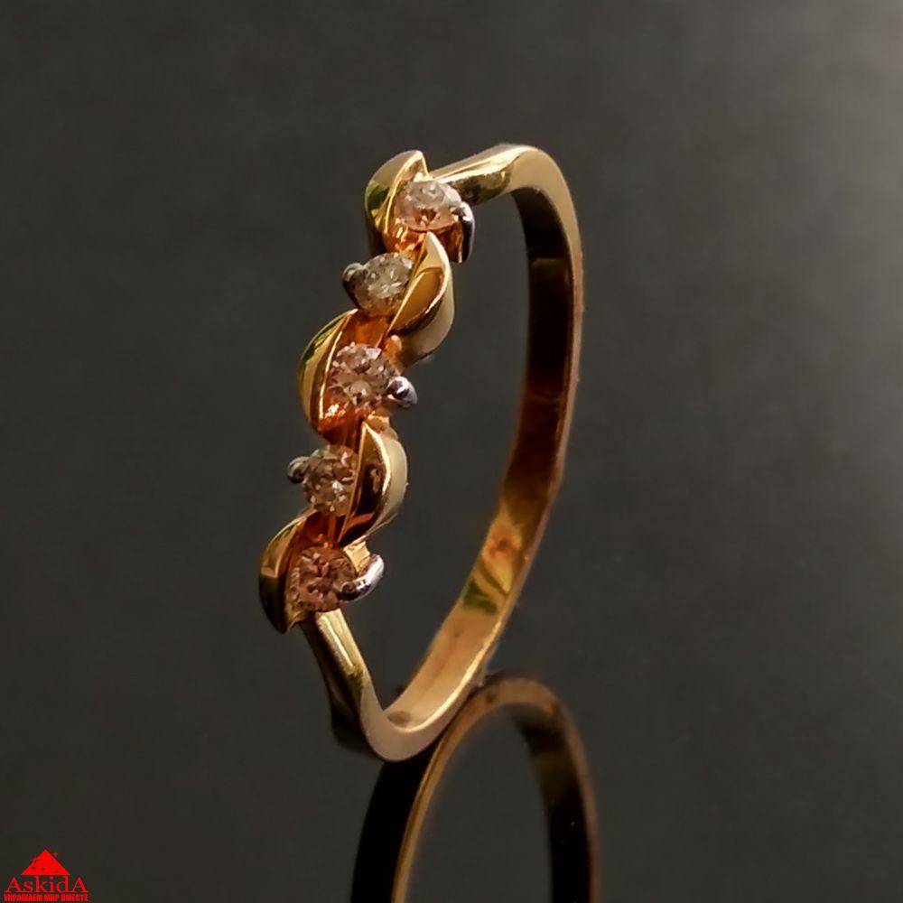 Кольцо дорожка с бриллиантами - 99312994 - АскидА - Официальный сайт ... 755fa9408a4