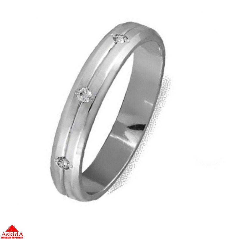 Обручальное кольцо золотое - АскидА - Официальный сайт в России ... 5963731896c